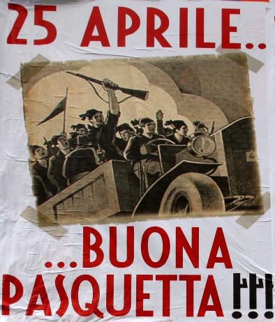 Manifesto 25 aprile 2011