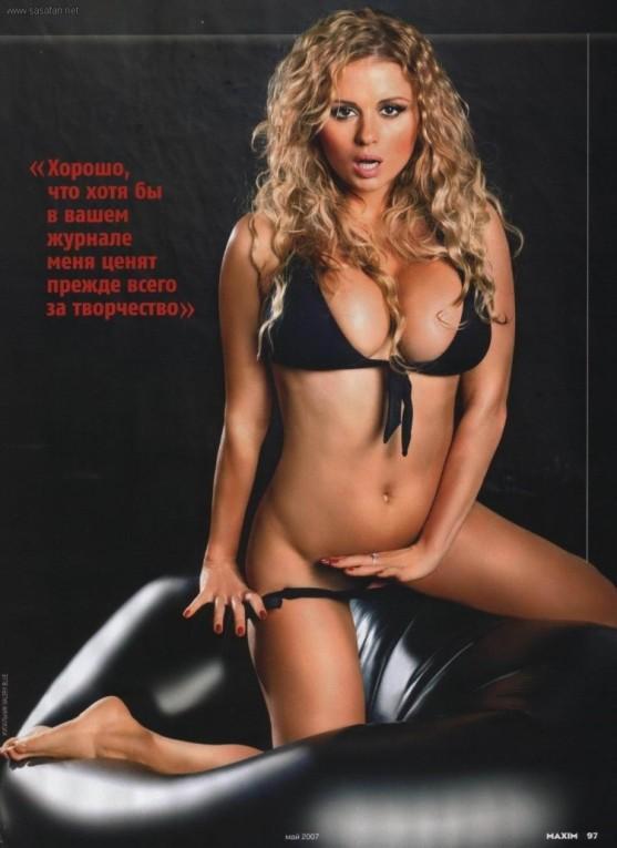 Anna Semenovich Maxim May 2007 02
