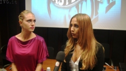 Sofia Bruscoli e Veronica Gatto
