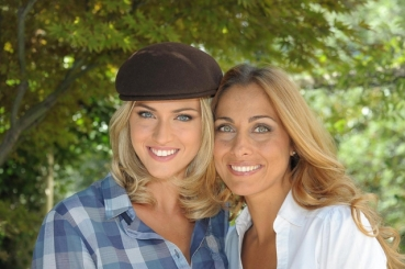 Sofia Bruscoli e Veronica Gatto